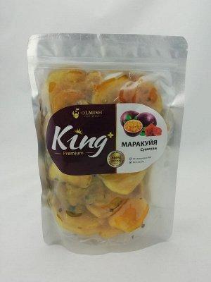 Маракуйя сушеная без сахара (зип-пакет)