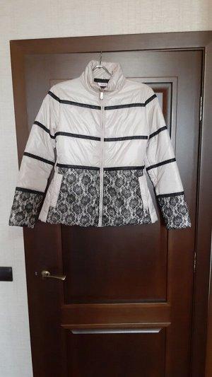 Итальянская куртка BG Fo*li*es