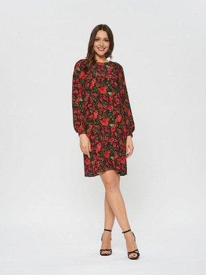 Платье П-898 МАК(В20)