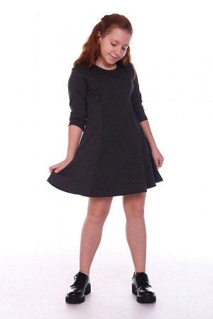 Платье Характеристики: состав- ПЭ; Материал: трикотажное полотно джерси Строгое платье в деловом стиле может преобразиться за счет правильно подобранных аксессуаров.Таким образом, можно менять образ