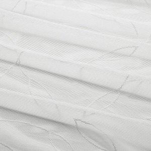 LILLEGERD ЛИЛЛЕГЕРД Гардины, 2 шт., белый листья145x300 см