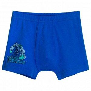 12261 Трусы-боксеры для мальчика (синий)