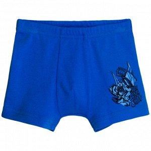 12260 Трусы-боксеры для мальчика (синий)