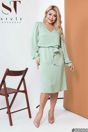 Платье 58930