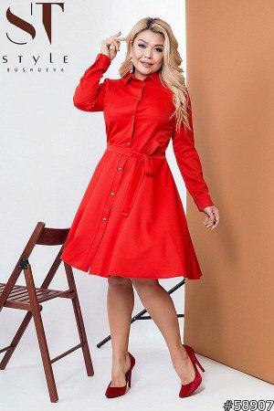 Платье 58907
