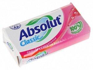 Мыло т. ABSOLUT 90г CLASSIC Нежное