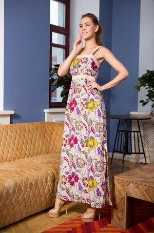 """16301 Mia-Mia Платье домашнее женское """"Sahara"""""""