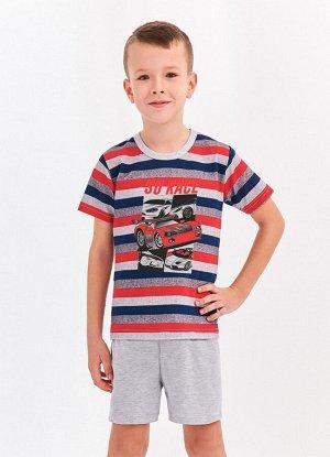 390/391 S20 MAX Пижама для мальчиков с шортами