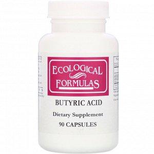 Cardiovascular Research, Butyric Acid, 90 Capsules