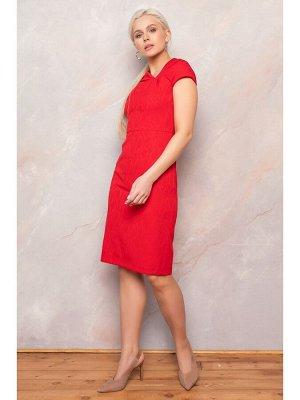 Платье ЛАУРА красный