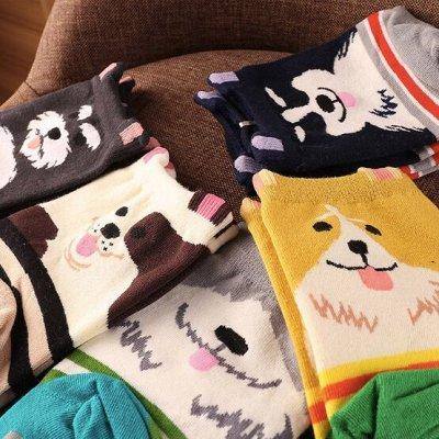 Уютная одежда: колготки до 600ден, носки, перчатки для всех  — женские носки с 3Д печатью и 3Д элементами — Носки