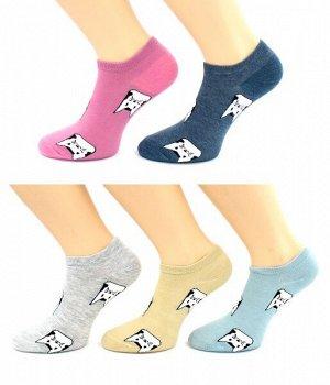 Носки женские укороченные