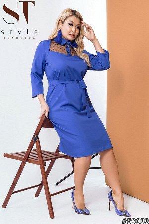 Платье 59033