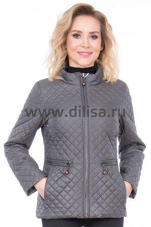 Куртка Lusskiri 6596_Р (Серый изумруд 71)