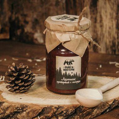 🌲ТайгаВнутри. Мед, сиропы - шиповник, чага, облепиха и пр. — Варенье с послевкусием тайги — Продукты питания