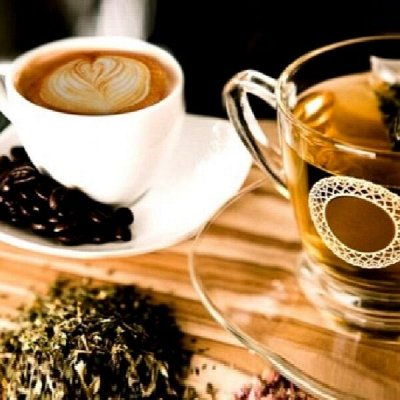 Кофе со всего мира и чай