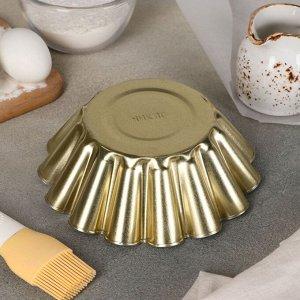 Форма для выпечки кулича с антипригарным покрытием ФК-3