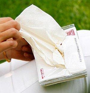 Салфетки для лица с матирующим эффектом