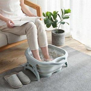SPA-ванночка с массажными роликами складная