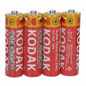 Батарейки KODAK R6-4S EXTRA HEAVY DUTY (24/576)(Цена за 4 шт.)