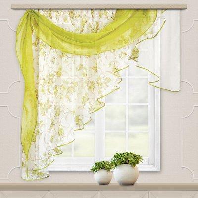 ✔ Ваши новые шторы для уютной кухни Обновить легко — Комплекты штор для кухни 2 — Шторы