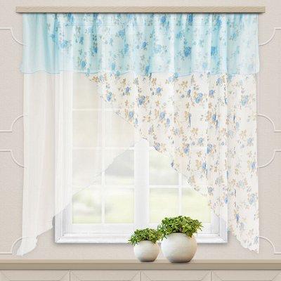 ✔ Ваши новые шторы для уютной кухни Обновить легко