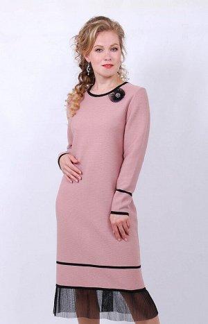 Платье 906 АССОРТИМЕНТ: Платья/Сарафаны; СТРАНА: РОССИЯ; БРЕНД: Шаркан; МОДЕЛЬ: 906; СОСТАВ: шерсть 30% пан 70%; ЦВЕТ: розовый Описание                     Платье 906 МОДЕЛЬ , производитель Шаркан,
