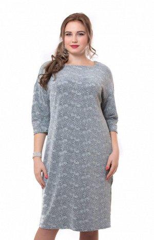 Платье 4650П цвет мятный