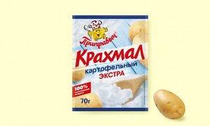 70 г, Крaхмал картофельный, экстра