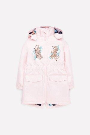 Пальто(Весна-Лето)+girls (светло-розовый)