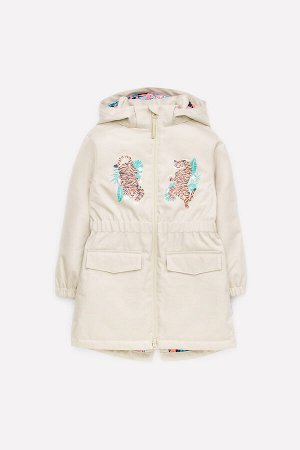 Пальто(Весна-Лето)+girls (бежевый)