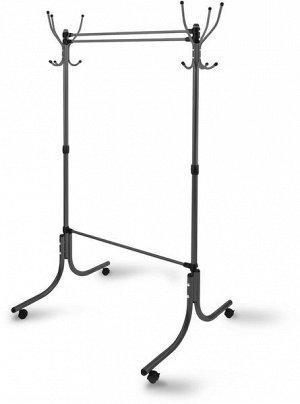 Вешалка гардеробная (ВГ90-6/Ч черный)