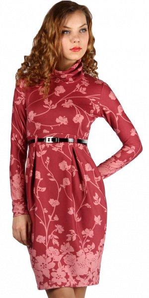 Платье ПЛЭНЕТ цвт сух роза, это на 46 размер!