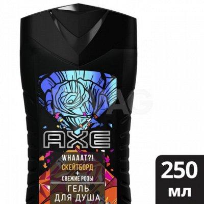 Unilever: Dove, Camay, Rexona и другие любимые бренды -7 — Гели для душа мужские — Гели и мыло