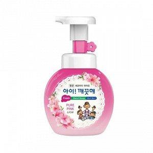 """LION Пенное мыло для рук """"Ai - Kekute"""" Цветочный букет, с антибактериальным эффектом, флакон, 250мл"""