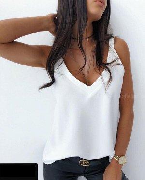 Блуза женская белая
