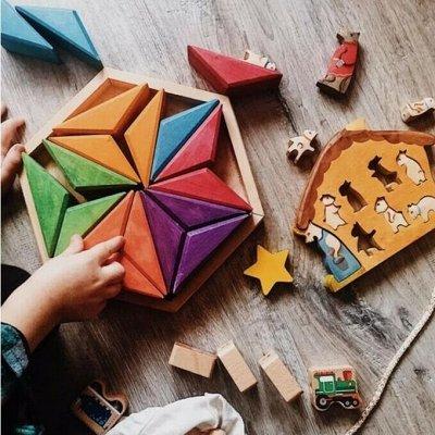 Мамам большого города! Грызунки ляликам👶и много полезностей — Сказки дерева, игрушки с историей! — Деревянные игрушки