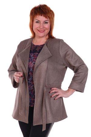 Куртка женская, коричневый