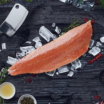 Рыбка сушеная, копченая, соленая!  — Филе горбуши шаттер-пак — Рыбные