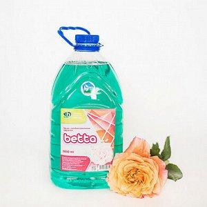 Жидкое мыло для рук Betta с антибактериальным эффектом 5 л