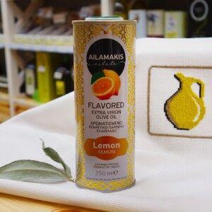 Греческая лавка - оливковое масло из Греции, томаты, кофе — Ароматное оливковое масло - для салатов — Растительные масла