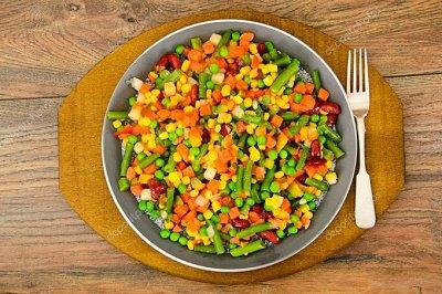 Все для вкусного ужина — Овощные смеси. Китай — Готовые блюда