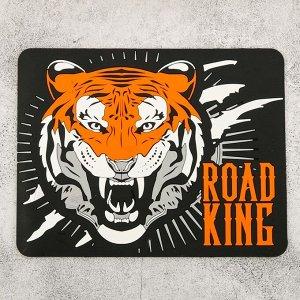 Прилипало на панель Road king
