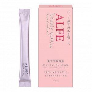 ALFE Beauty Conc - коллаген с железом и витаминами