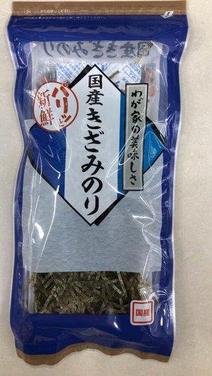 Киздами нори GENKY - нарезанная морская капуста 10 гр.