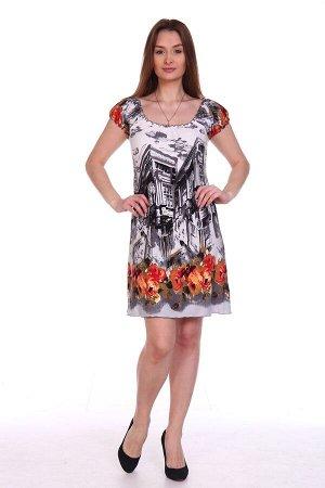 Платье летнее Город