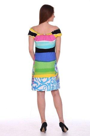 Платье летнее пляжное