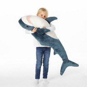 БЛОХЭЙ Мягкая игрушка, акула, 100 см