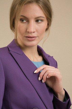 #97661 Жакет (Emka Fashion) сиреневый