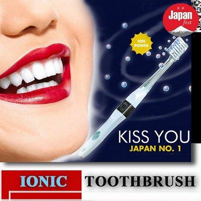 Lador - салонный уход за волосами у вас дома! — Ионные зубные щетки! Япония!  — Щетки